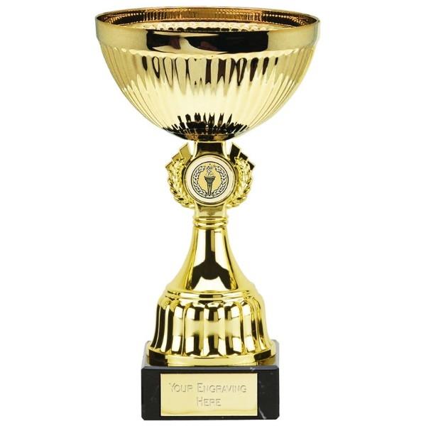 Diferencias entre copas y trofeos deportivos economicos
