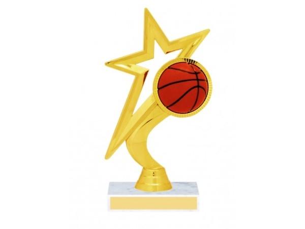 Trofeos baratos de baloncesto