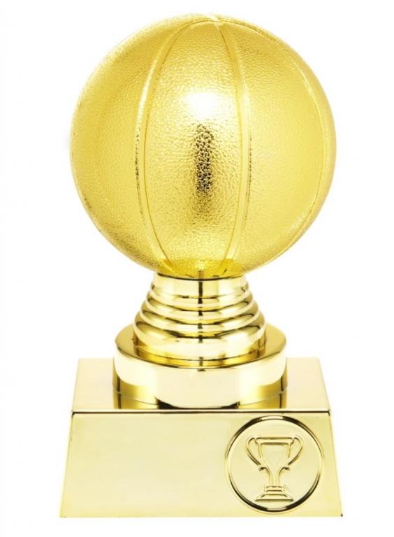 Trofeos de baloncesto económicos para todos