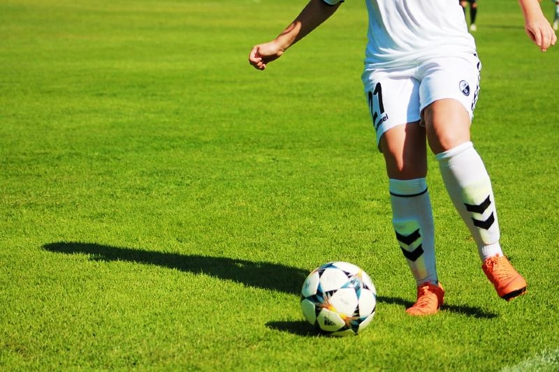 Trofeos personalizados de fútbol femenino