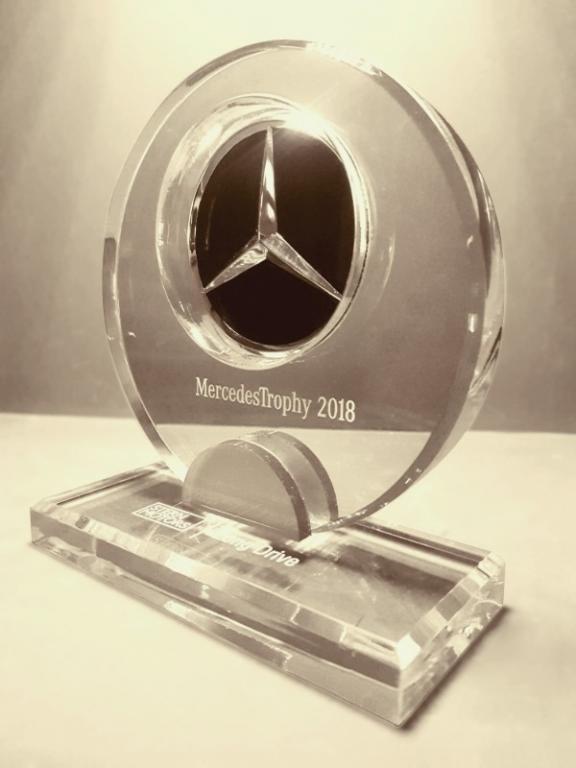 Trofeos personalizados metacrilato